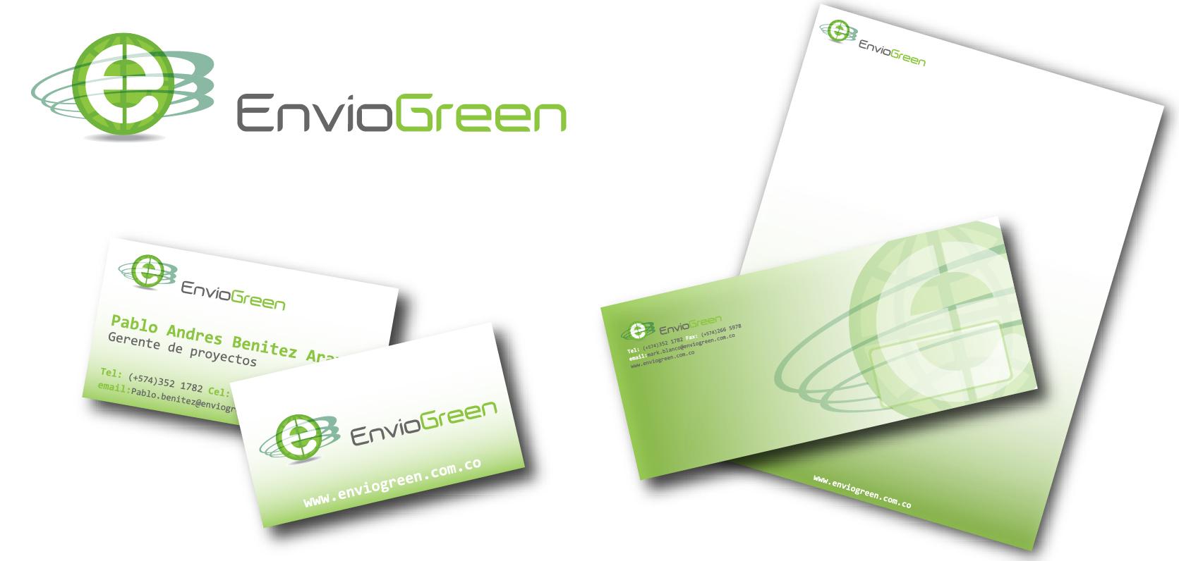 Enviogreen Branding