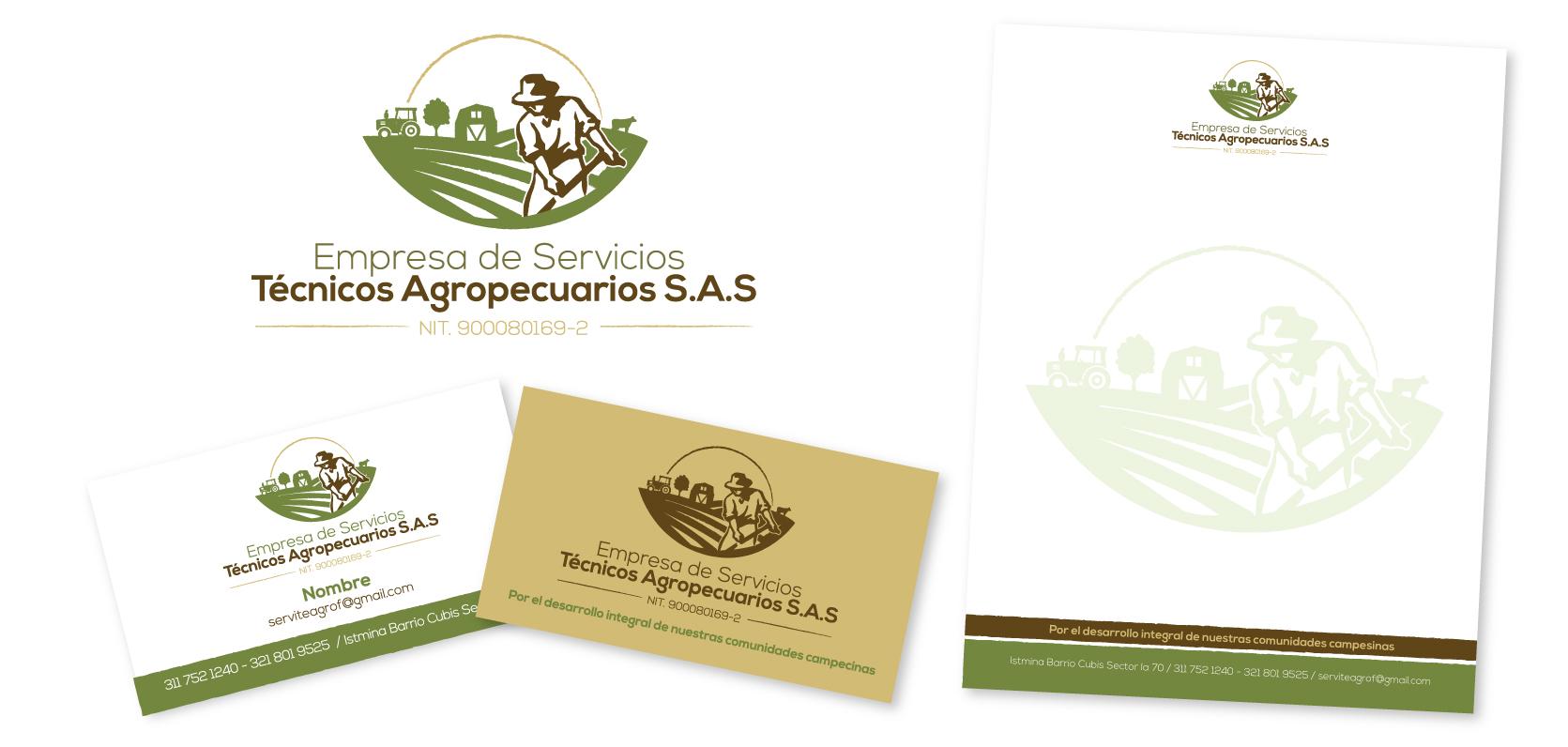 Agricultural Technicians Branding