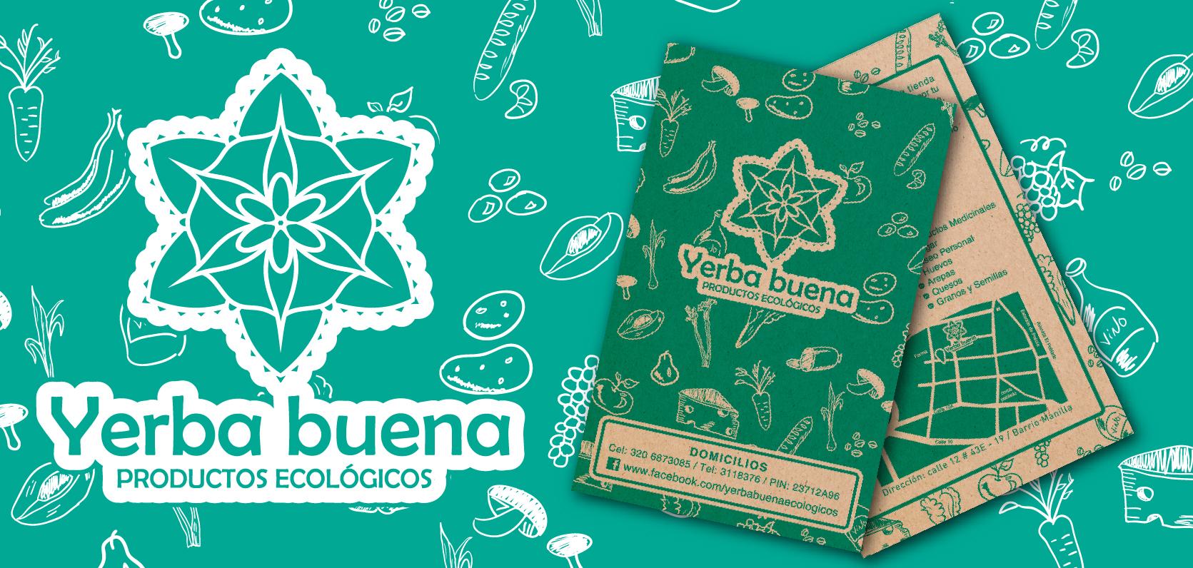 Yerbabuena Branding