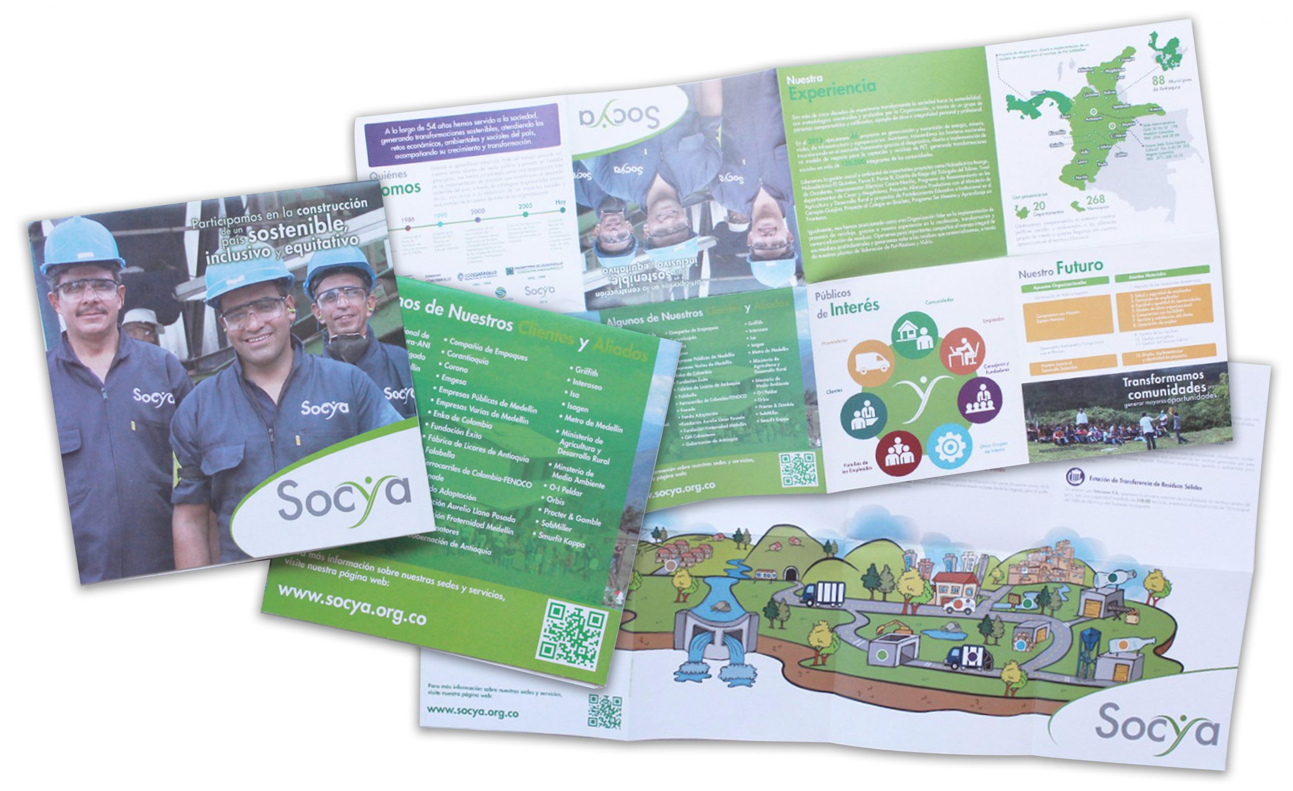 Socya Commercial Brochure 2014