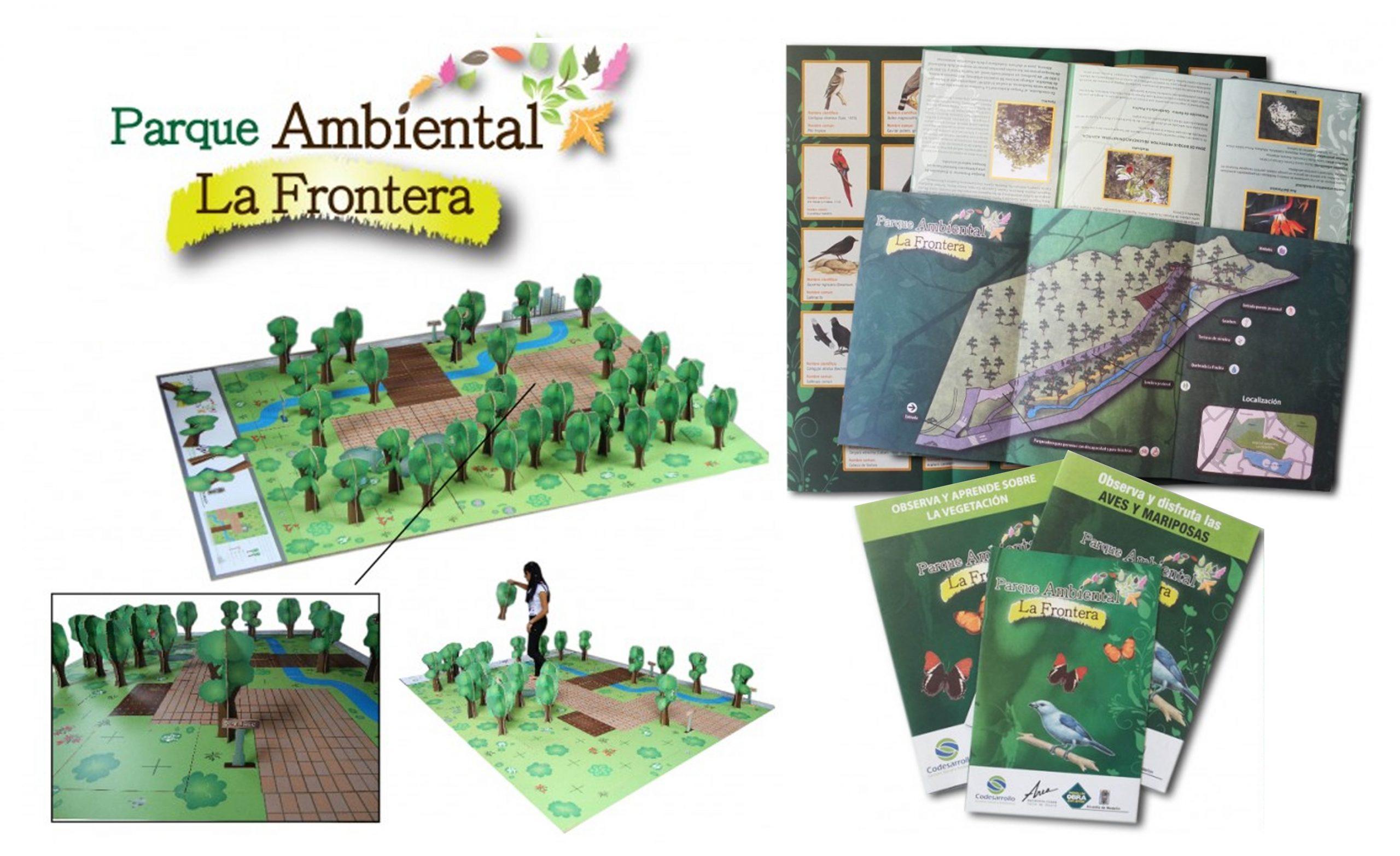 Campaign Design Parque Ambiental La Frontera