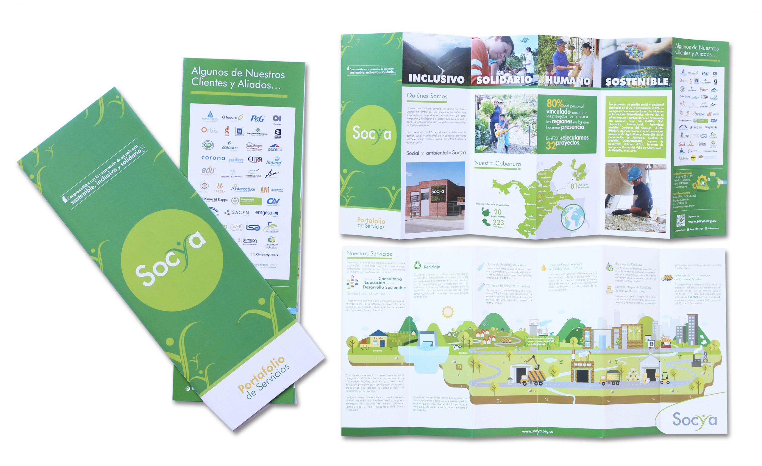 SOCYA COMMERSocya Commercial Brochure 2015