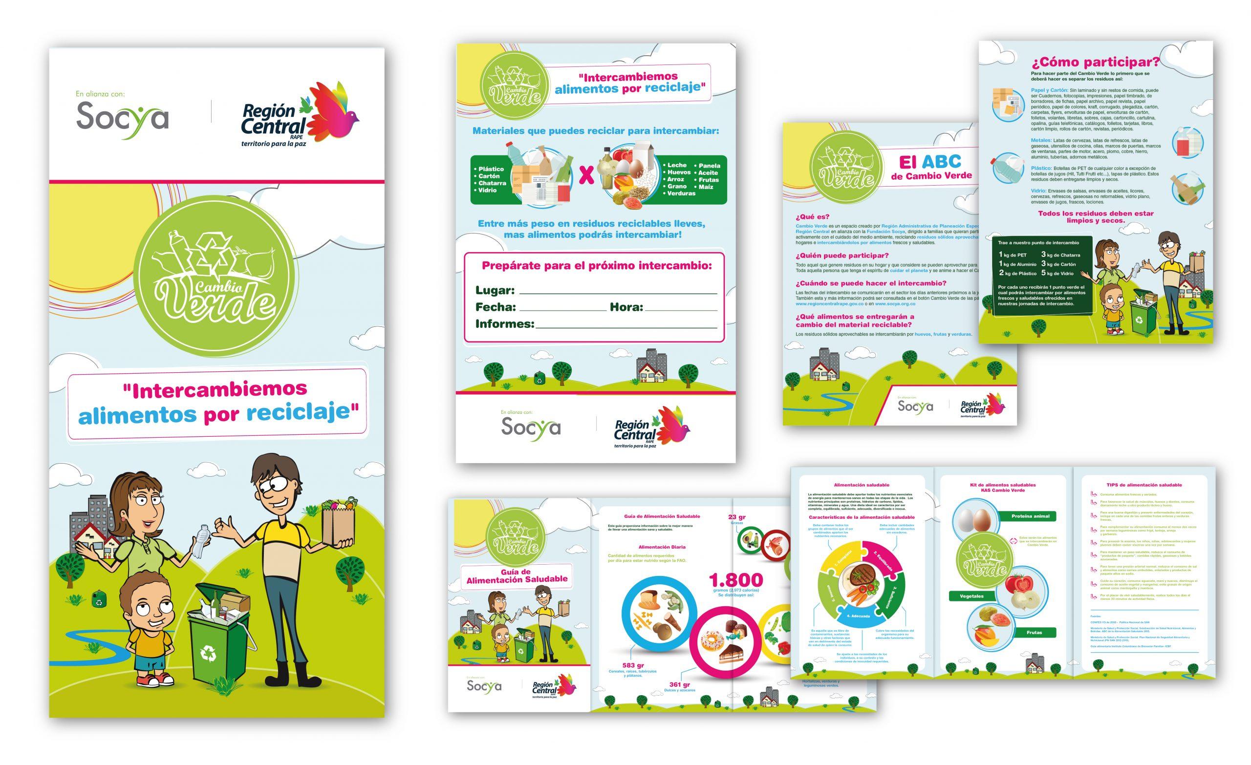 Cambio Verde Campaign