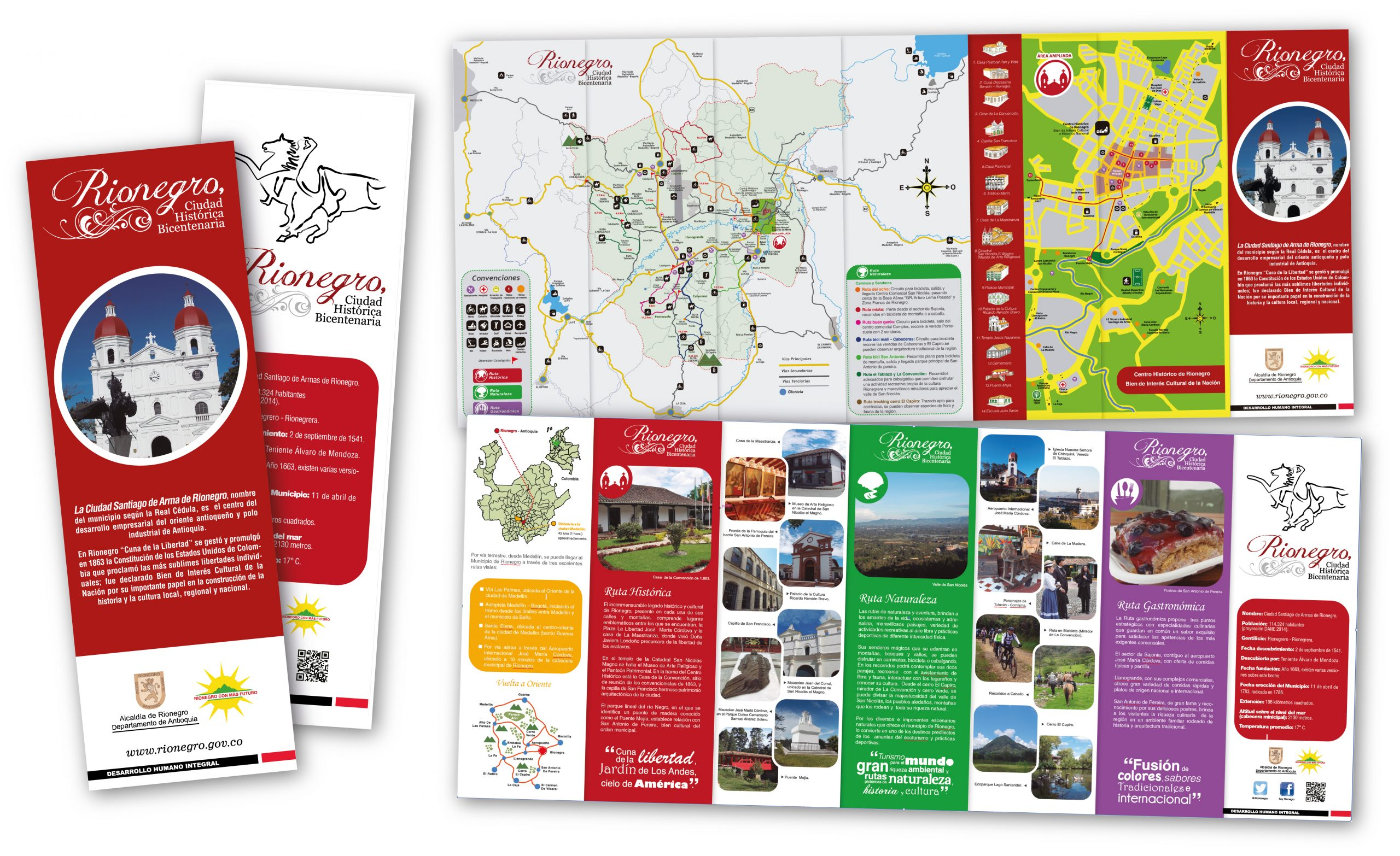 Rionegro Travel Brochure